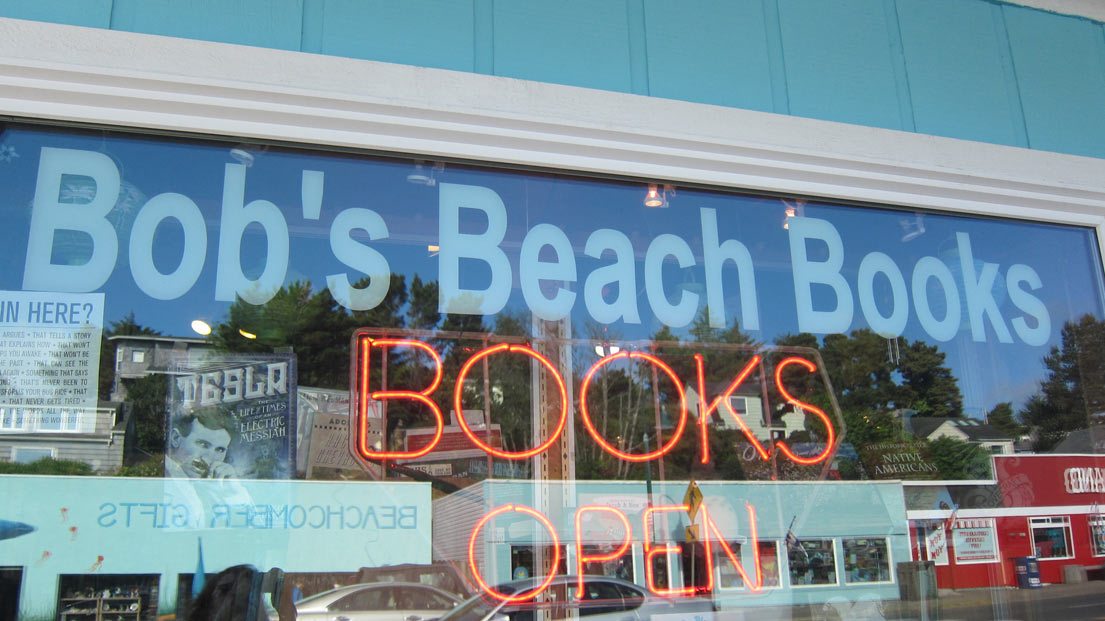 Bob's Beach Books