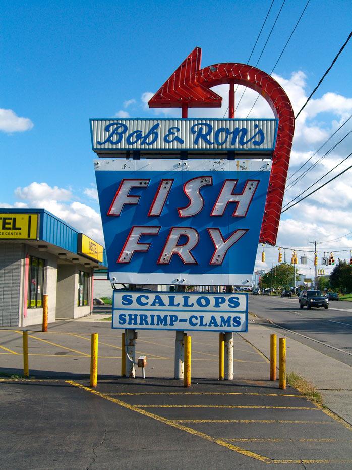 Bob & Ron's Fish Fry