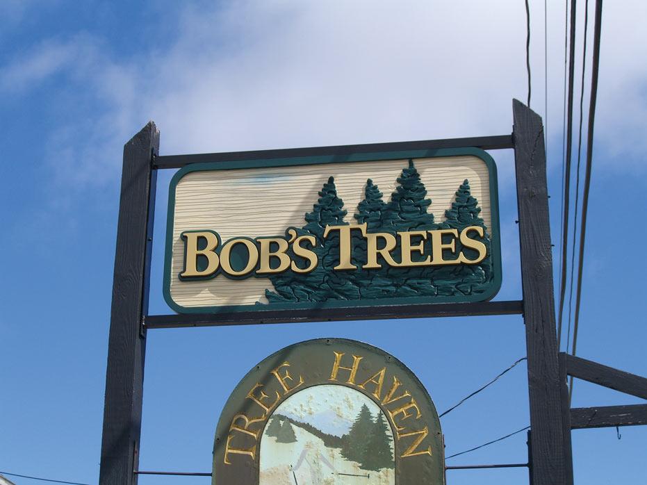 Bob's Trees