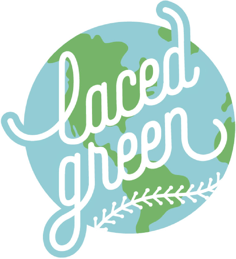 Laced Green Logo
