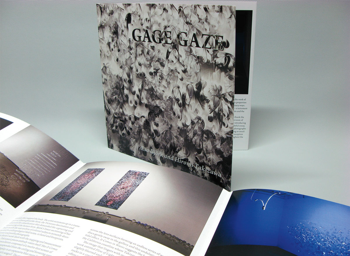 Gage Gaze Brochure