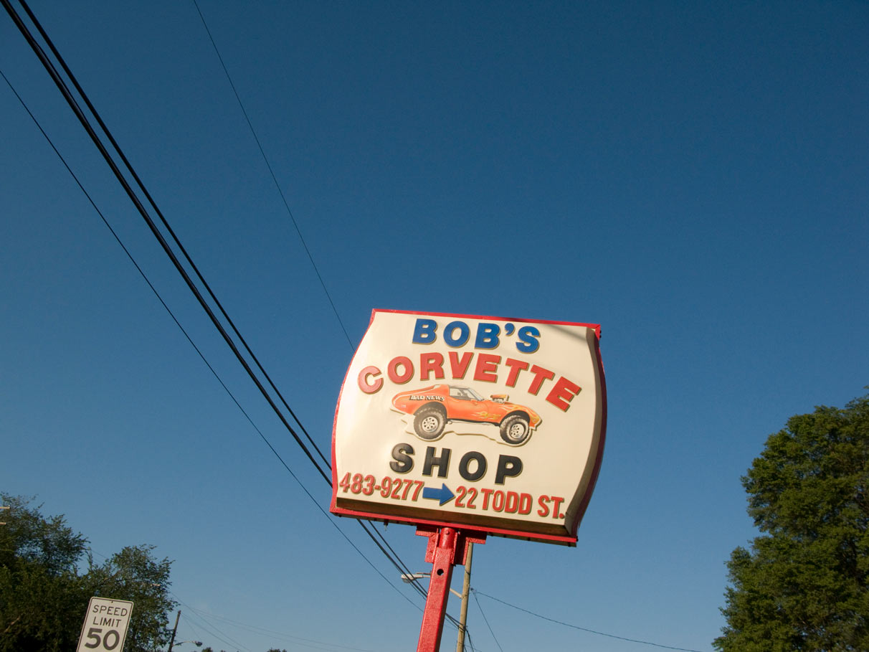 Bob's Corvette Shop