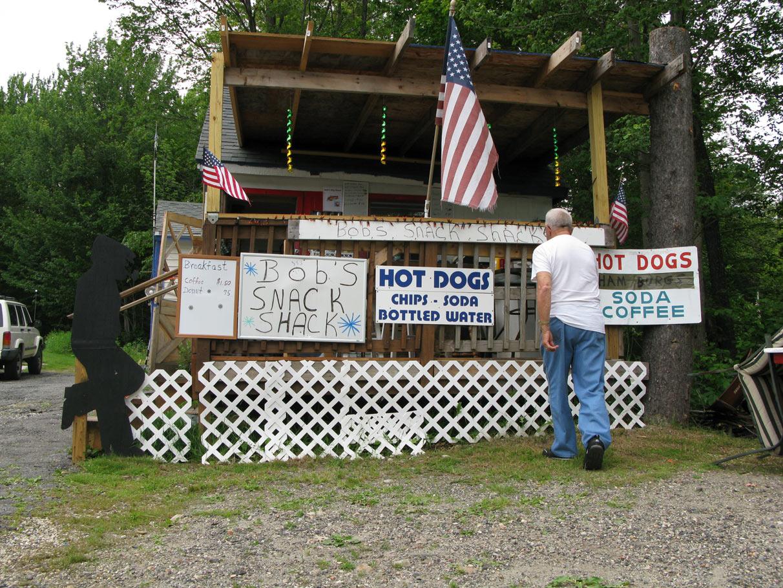 Bob's Snack Shack