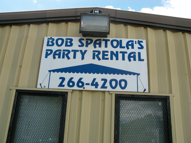 Bob Spatola's Party Rental