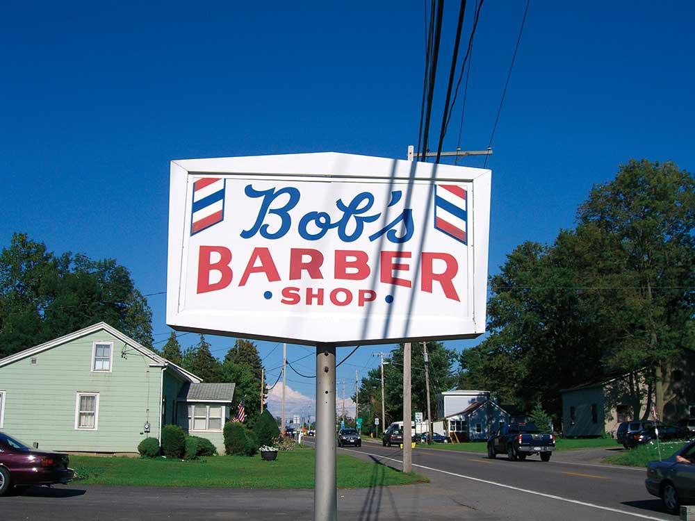 Bob's Barber Shop, VT